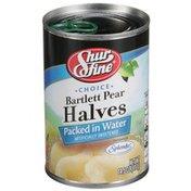 Shurfine Choice, Bartlett Pear Halves