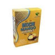Maeda En Mango Gourmet Mochi Sherbet Bonbons