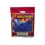 "Winntex 12"" Round Royal Balloons"