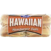 Franz Hamburger Buns, Hawaiian