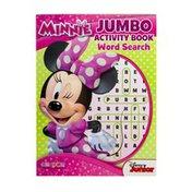 Bendon Disney Minnie Jumbo Activity Book Word Search