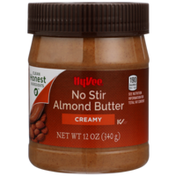 Hy-Vee Creamy No Stir Almond Butter