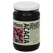 Seebees Honey & Plums, 100% Natural, Acacia