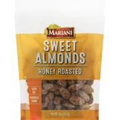 Mariani Almonds, Sweet, Honey Roasted
