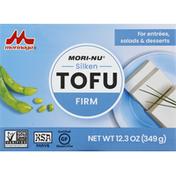 Mori-Nu Tofu, Firm, Silken