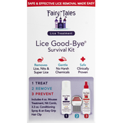 Fairy Tales Survival Kit, Lice Good-Bye