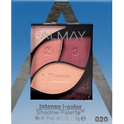 Almay Shadow Palette, Intense I-Color, Blues 020