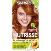 Nutrisse® Permanent Hair Color, Ginger Snap Light Natural Copper 643