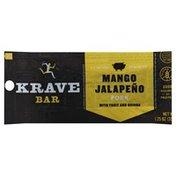 Krave Meat Bar, Pork, Mango Jalapeno