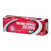 CareOne Whitening Toothpaste With Peroxide Mint