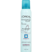 L'Oreal Dry Shampoo, Extraordinary Clay