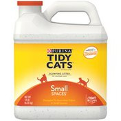 Tidy Cats Clumping Small Spaces Cat Litter