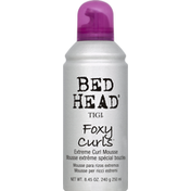 Tigi Bed Head Mousse, Extreme Curl, Foxy Curls