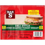 Bar-S Deli Style Oven Roasted Turkey Breast