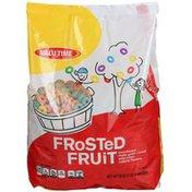 Valu Time Frosted Fruit Cereal