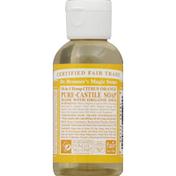 Dr. Bronner's Citrus Pure Castille Soap