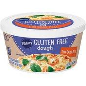 Pillsbury Thin Crust Pizza Gluten Free Dough