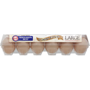 Eggland's Best Cage Free Grade A Large Brown Eggs