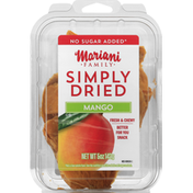Mariani Mango, Simply Dried