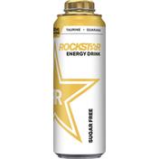 Rockstar Sugar Free Energy Drink