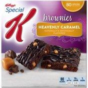 Kellogg's Special K Heavenly Caramel Brownies