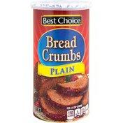 Best Choice Plain Bread Crumbs