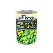 Allen's Medium Green Lima Beans