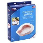 Carex Bed Pan, Contoured, Box