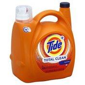 Tide Detergent, Total Clean, HE Turbo Clean, Fresh Linen