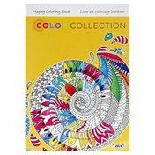 BiC Coloring Book, Happy