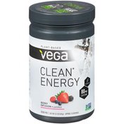 Vega Clean Energy Berry Infusion Drink Mix