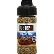 Weber Seasoning