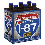 Davidson Brothers Beer, IPA, I-87