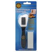 Shoe Gear Cleaning Kit, Suede & Nubuck
