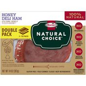 Hormel Natural Choice Honey Deli Ham Family Pack