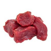 Extra Lean Diced Beef