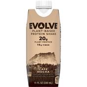 Evolve Mocha Protein Shake