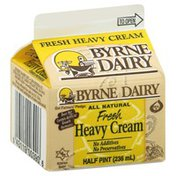 Byrne Dairy Heavy Cream, Fresh