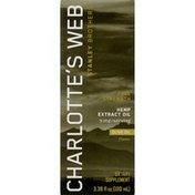 Charlotte's Web Hemp Extract Oil Olive Oil Full Strength, Box