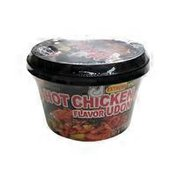 Wang Extreme Spicy Hot Chicken Flavor Udon