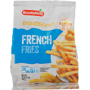 Brookshire's French Fries, Traditional