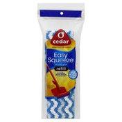 O Cedar Mop Refill, Microfiber Wave Sponge