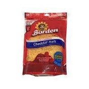 Borden Cheddar Melt A Blend Of Finely Shredded Cheddar & Pasteurized Process American Cheese