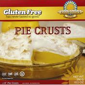 Kinnikinnick Pie Crusts, Gluten Free, 8-Inch