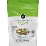 Publix Bacon Bits, Reduced Sodium, Real