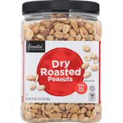 Essential Everyday Peanuts, Dry Roasted, with Sea Salt