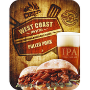 Curly's Pulled Pork, West Coast IPA Style