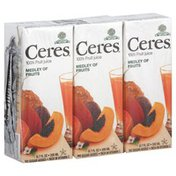 Ceres Juice, Medley of Fruits