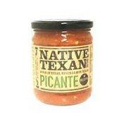 Native Texan Pocante Salsa