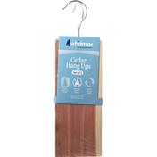 Whitmor Cedar Hang Ups, Set of 2